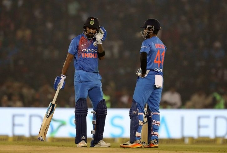 KL Rahul was in top form