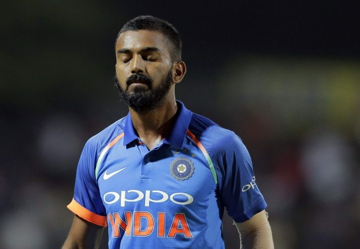 KL Rahul was in top form.