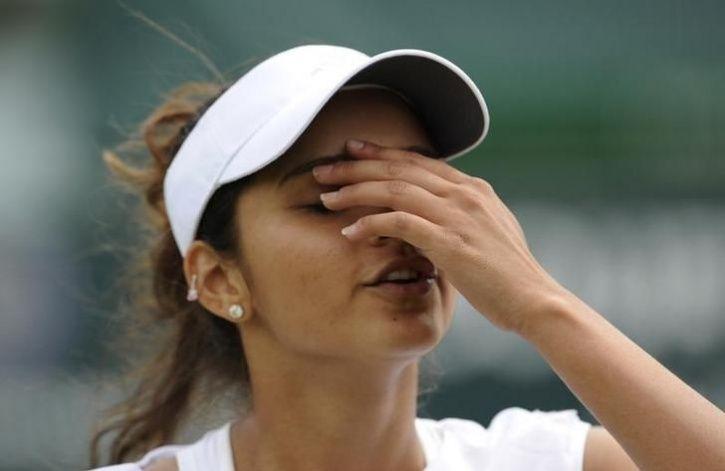 Knee Injury Forces Sania Mirza To Miss Australian Open
