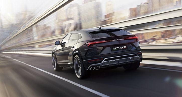 Lamborghini Urus fastest SUV in the world