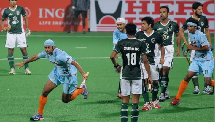 Looks Like We Will Be Seeing Pakistan Take Part In The Hockey World Cup To Be Held In India Next Yea