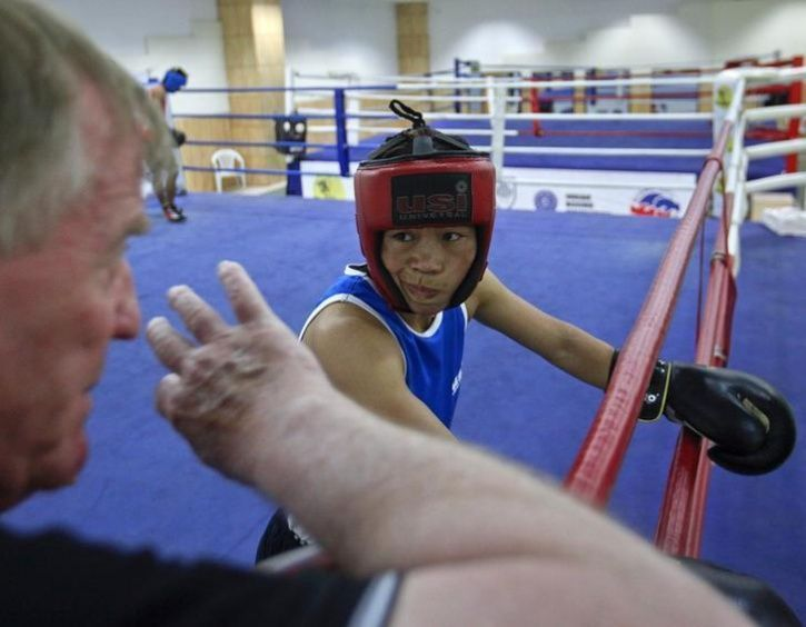 Mary Kom Resigns As Boxing's National Observer