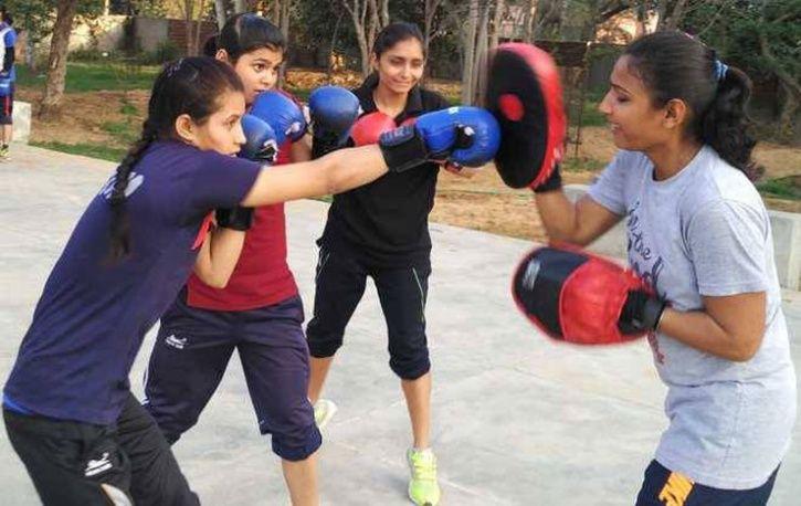 Meet the beti boxers