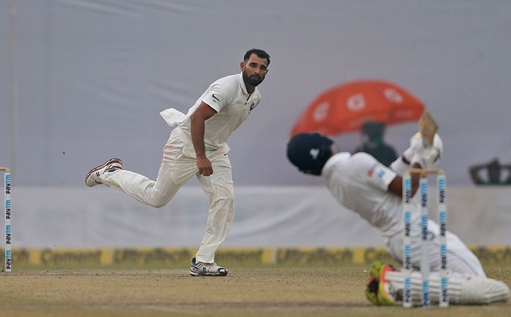 Mohammed Shami Has A Valid Reason Why Delhi Pollution Is Not Affecting