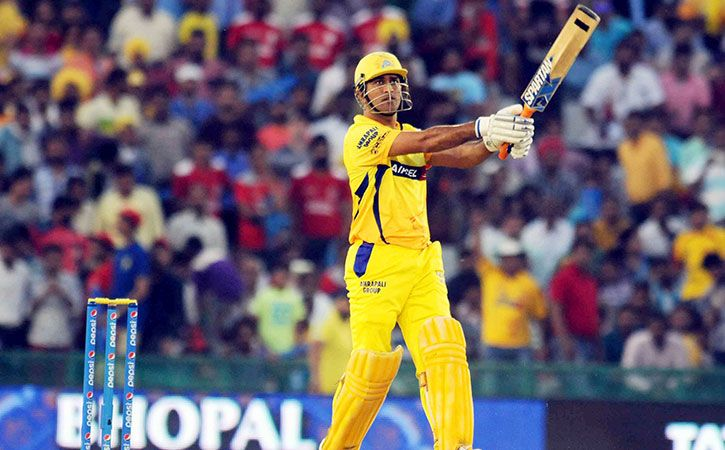 Ms Dhoni Cleared For Chennai Super Kings Return