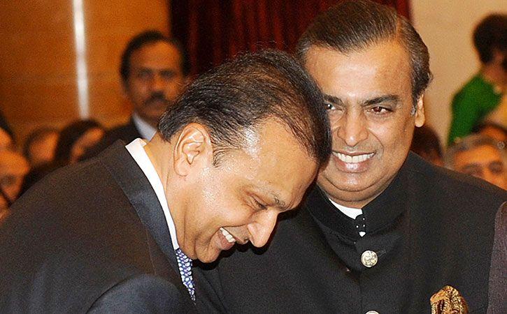 Mukesh Ambani Gives Anil Ambani Rs 23000 Crore Relief