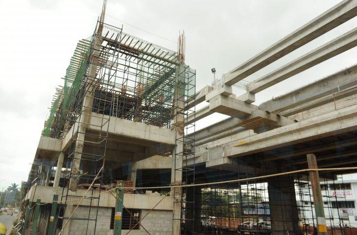 Namma Metro Construction