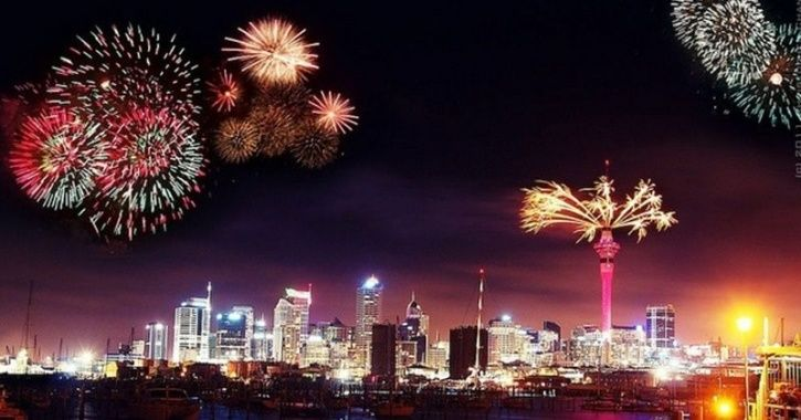 new year auckland