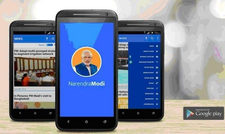 No One Respond To My Good Morning Wishes On NaMo App
