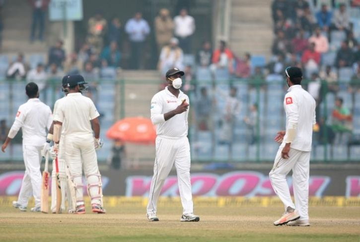 Not Happy About Playing In The Delhi Smog, Sri Lanka Complains