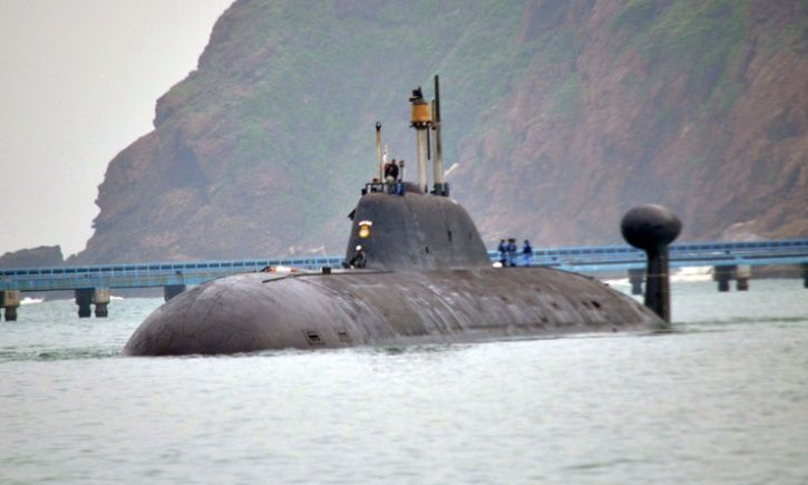 Nuclear Submarine Project