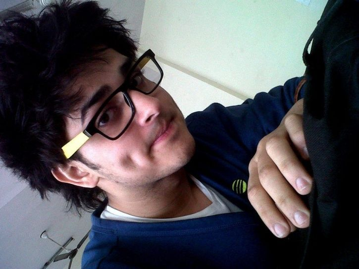 old pictures of Bigg Boss 11 contestant Priyank Sharma