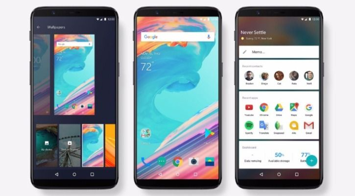 OnePlus 5T - Representational image only