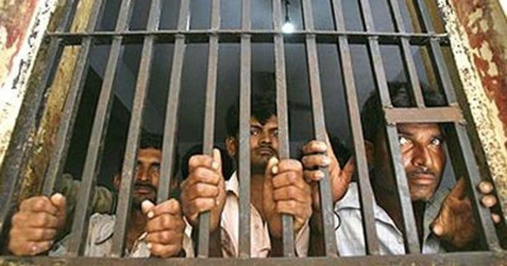 Over 500 Indians In Pakistani Jails