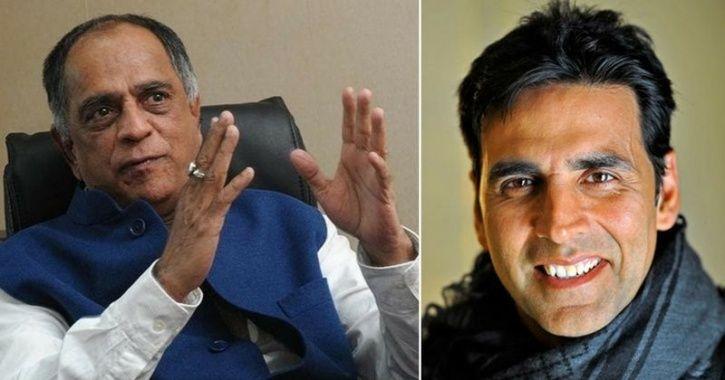 Pahlaj Nihalani Wants Pan Masala Ads Banned Instead Of Condoms, Slams Akshay For Promoting It
