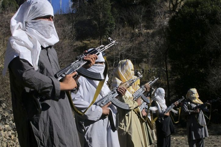 pakistan Terror Safe Havens