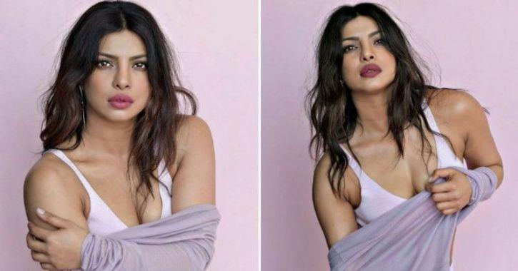 Photos of Priyanka Chopra from Hello India photoshoot
