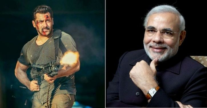 PM Modi Inspired Director Ali Abbas Zafar To Make 'Tiger Zinda Hai'.