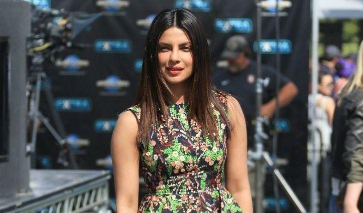 Priyanka Chopra shining in an uber cool summer outfit.