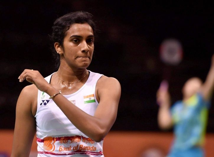 PV Sindhu lost in the deciding game