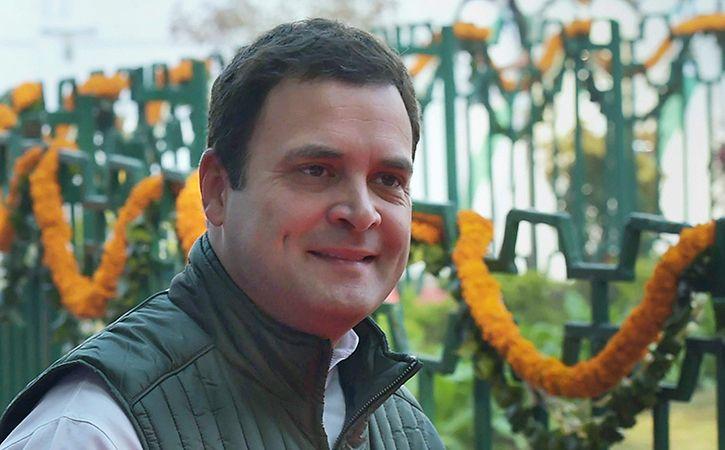 Rahul Gandhi For Twisting Finance Minister Arun Jaitley Name