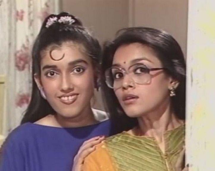 Ratna and Supriya