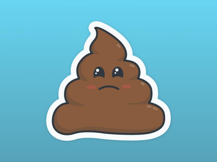 representative poop emoji