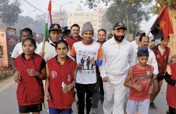 Samir Singh Marathon