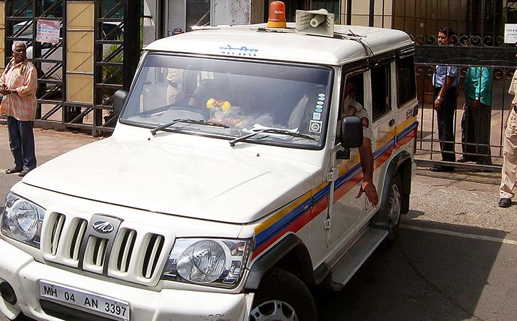 Sarpanch Flies Into Mumbai To Loot Flats And Lands In Police Net