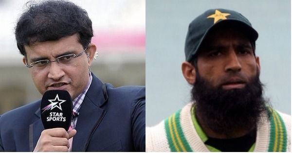 Sourav Ganguly made his intentions clear when Pakistan tried to halt the proceedings.