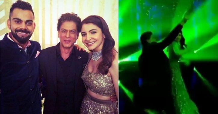 SRK and Virushka