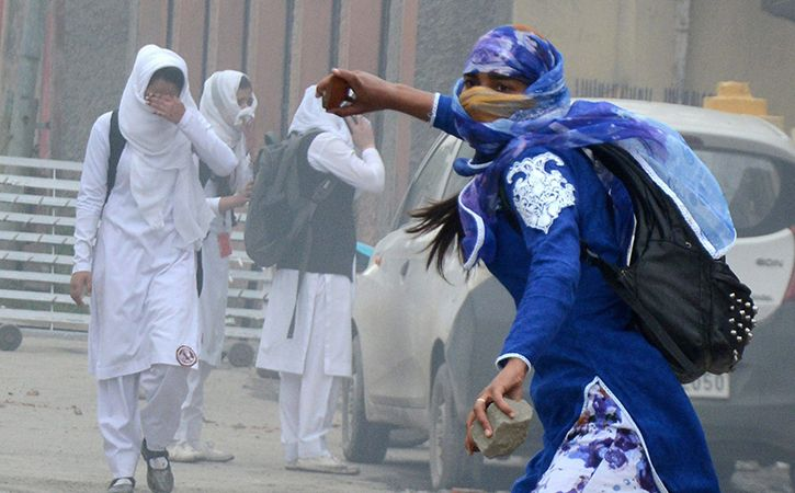 Stone Pelter To Becoming J&K Womens Football Team Captain