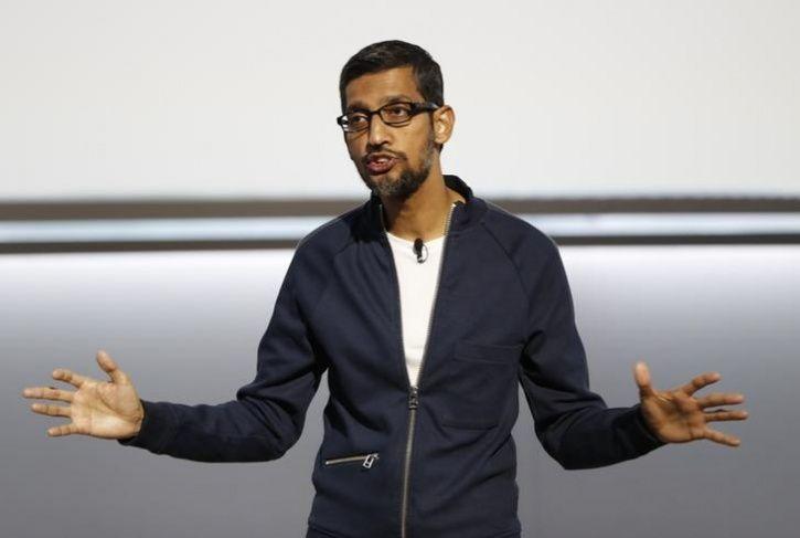Sundar Pichai Makes Strong Case For Google