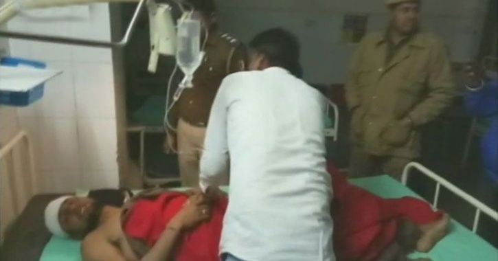 Thrashed By Rajasthan Cabinet Minister