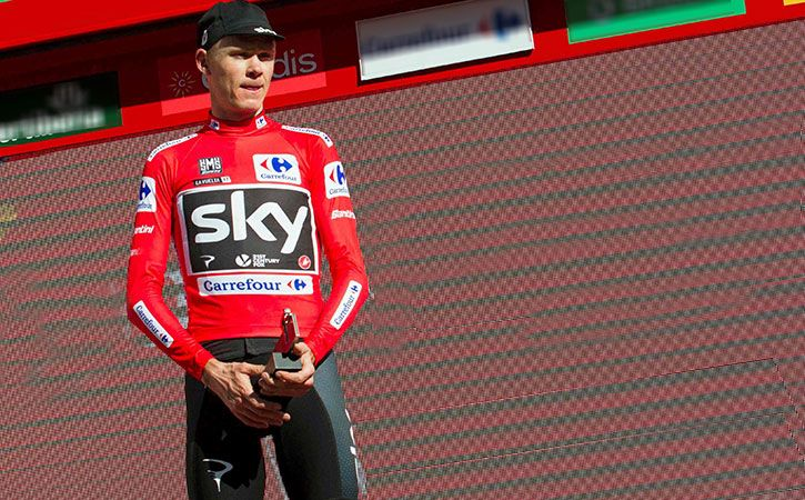 Tour De France Winner Chris Froome Fails Drug Test