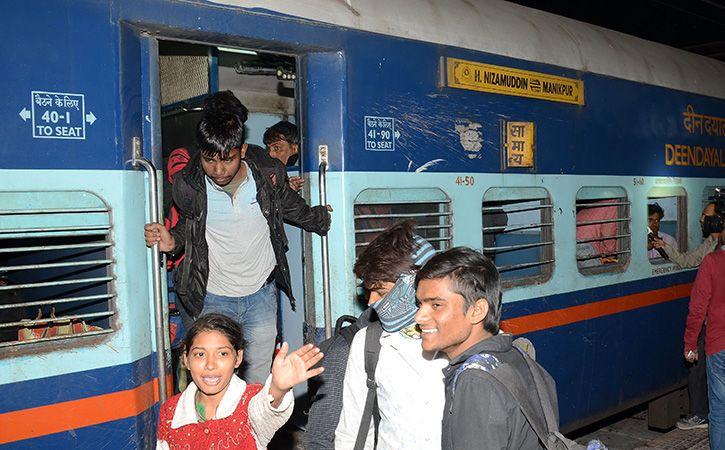 Train Travel Riskier As Crime Jumps
