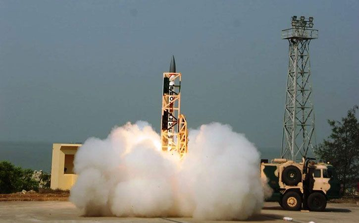 two tier BMD system is supposed to track and destroy nuclear tipped ballistic missiles