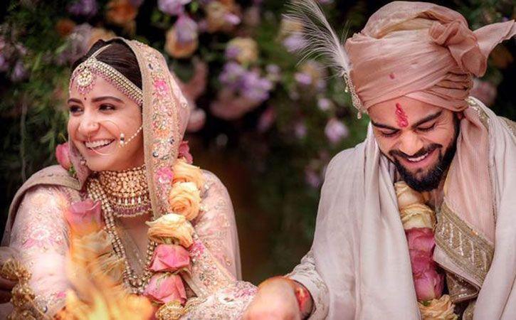 Virat Kohli and Anushka Sharma tied the knot in Italy.