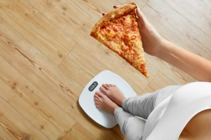 Why Eating Your Favourite Pizza Can Help You Lose Weight