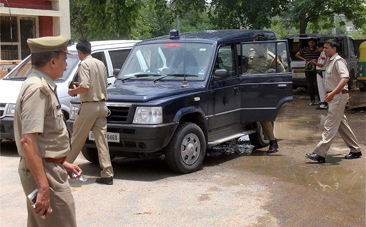 Woman Gang-Raped In UP