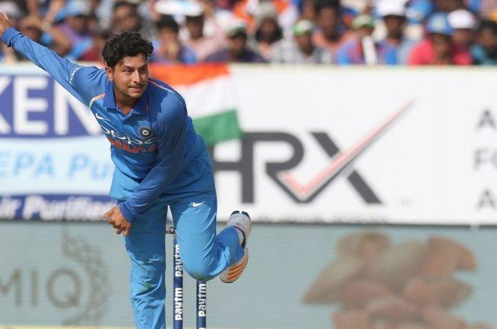 Yuzvendra Chahal and Kuldeep Yadav shared 6 wickets between them