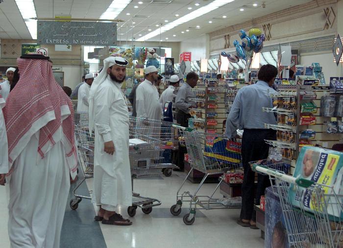 Expatriates in  Saudi Arabia