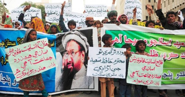 Hafiz Saeed Rebrands JuD As Tehreek Azadi Jammu And Kashmir