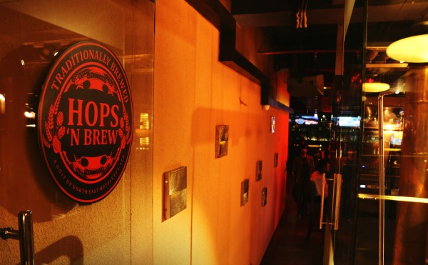 hops and brew
