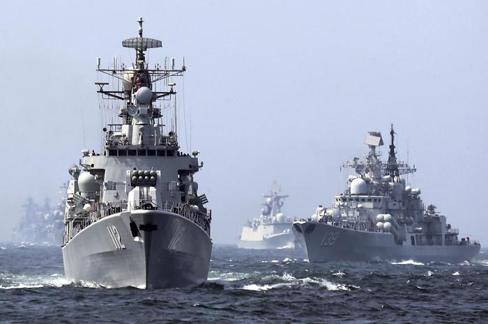 China Navy