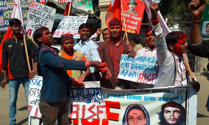 Bihar SSC Cheating Scam