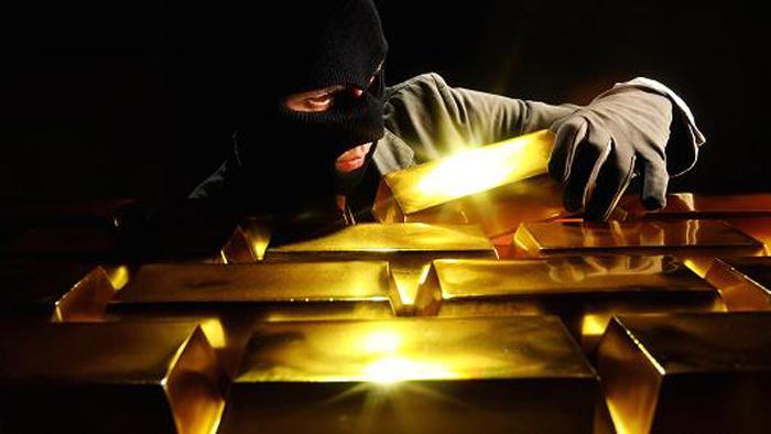 Manappuram gold heist
