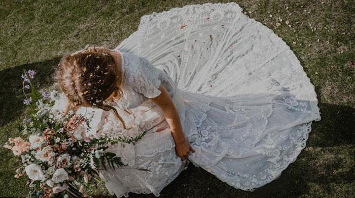 150-yr-old wedding dress found after social media appeal