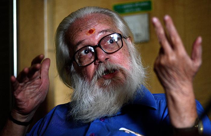 S Nambi Narayanan