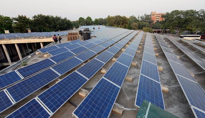 Double Solar Power Park